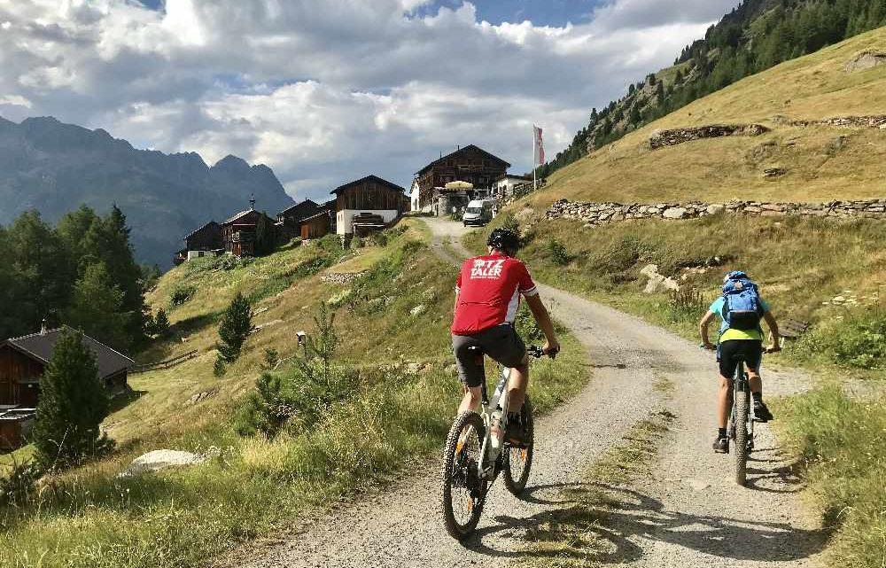 E-Bike Urlaub Österrreich