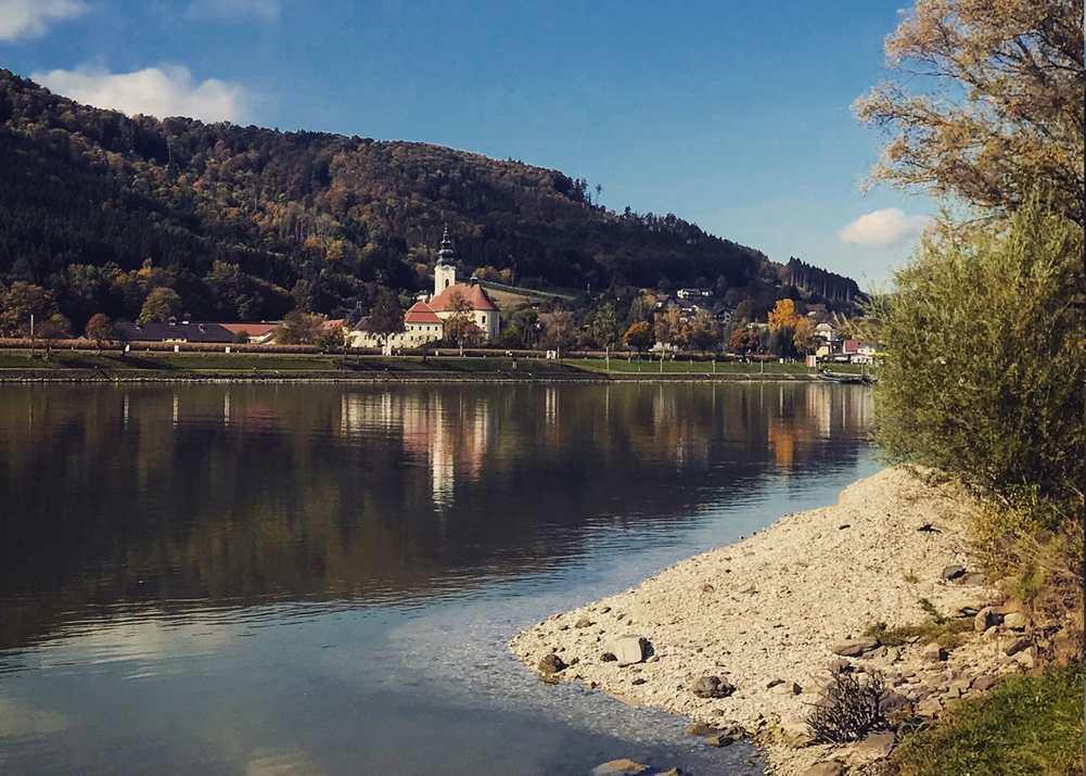 So schön ist das E-Biken in Österreich am Donauradweg